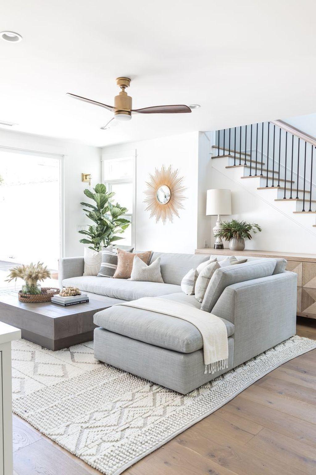 Best Neutral Living Room Decor Ideas 18