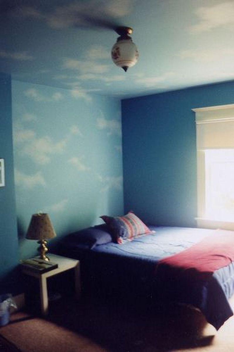 Fabulous Sky Bedroom Theme Decoration Ideas 02