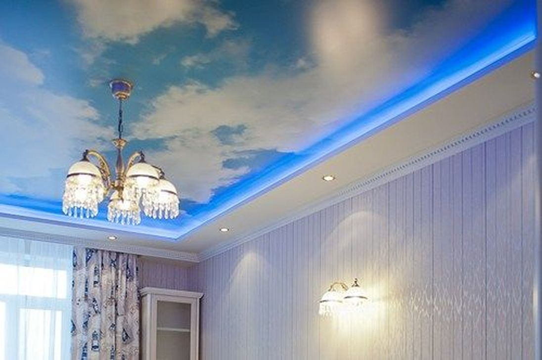 Fabulous Sky Bedroom Theme Decoration Ideas 09