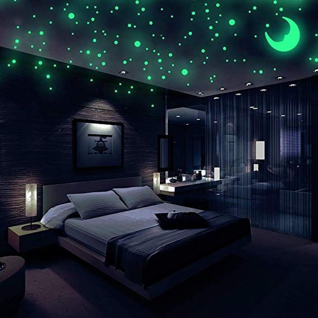 Fabulous Sky Bedroom Theme Decoration Ideas 10
