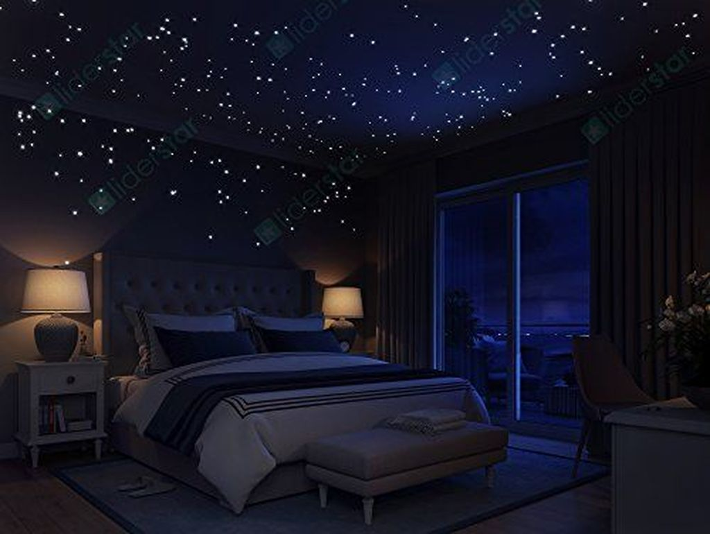 Fabulous Sky Bedroom Theme Decoration Ideas 15