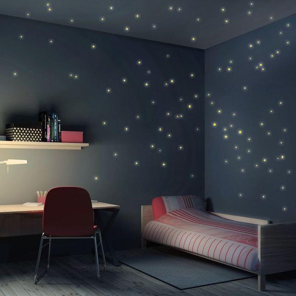 Fabulous Sky Bedroom Theme Decoration Ideas 17