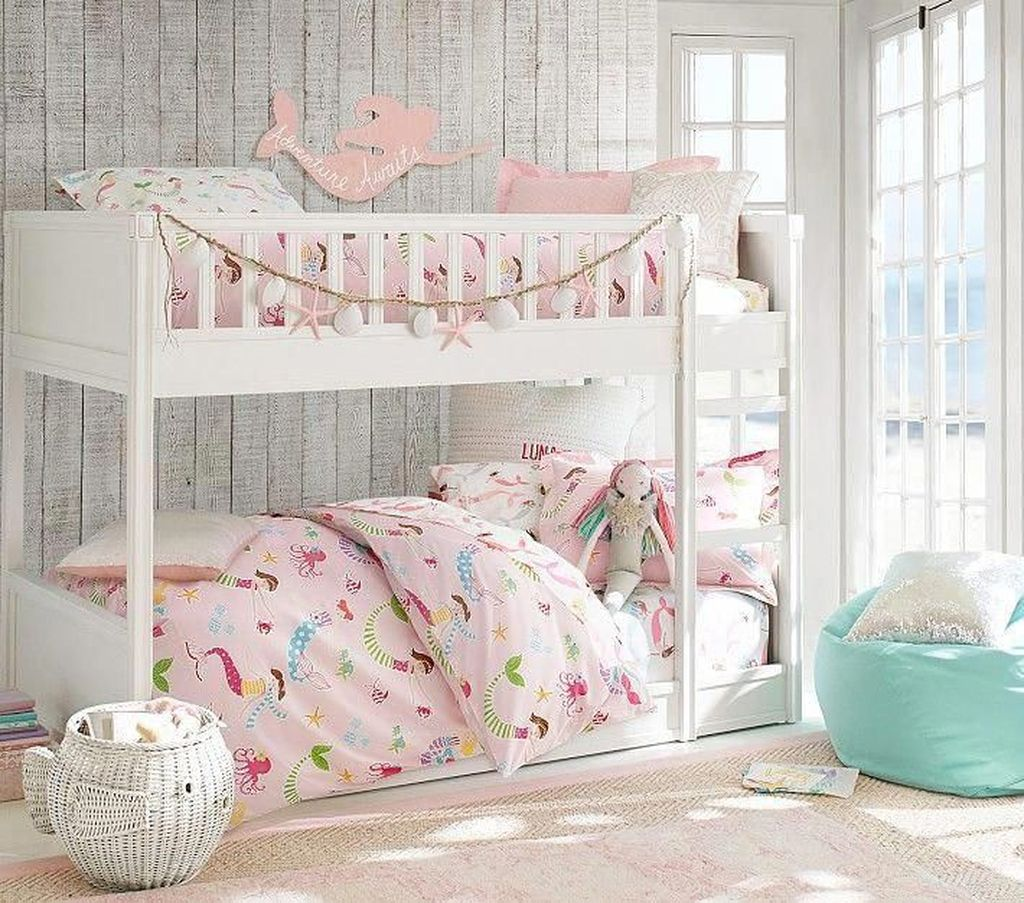 Fascinating Bunk Beds Design Ideas For Small Room 06