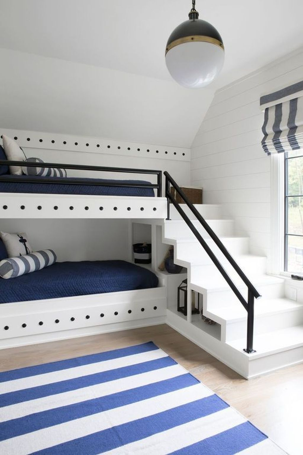 Fascinating Bunk Beds Design Ideas For Small Room 21
