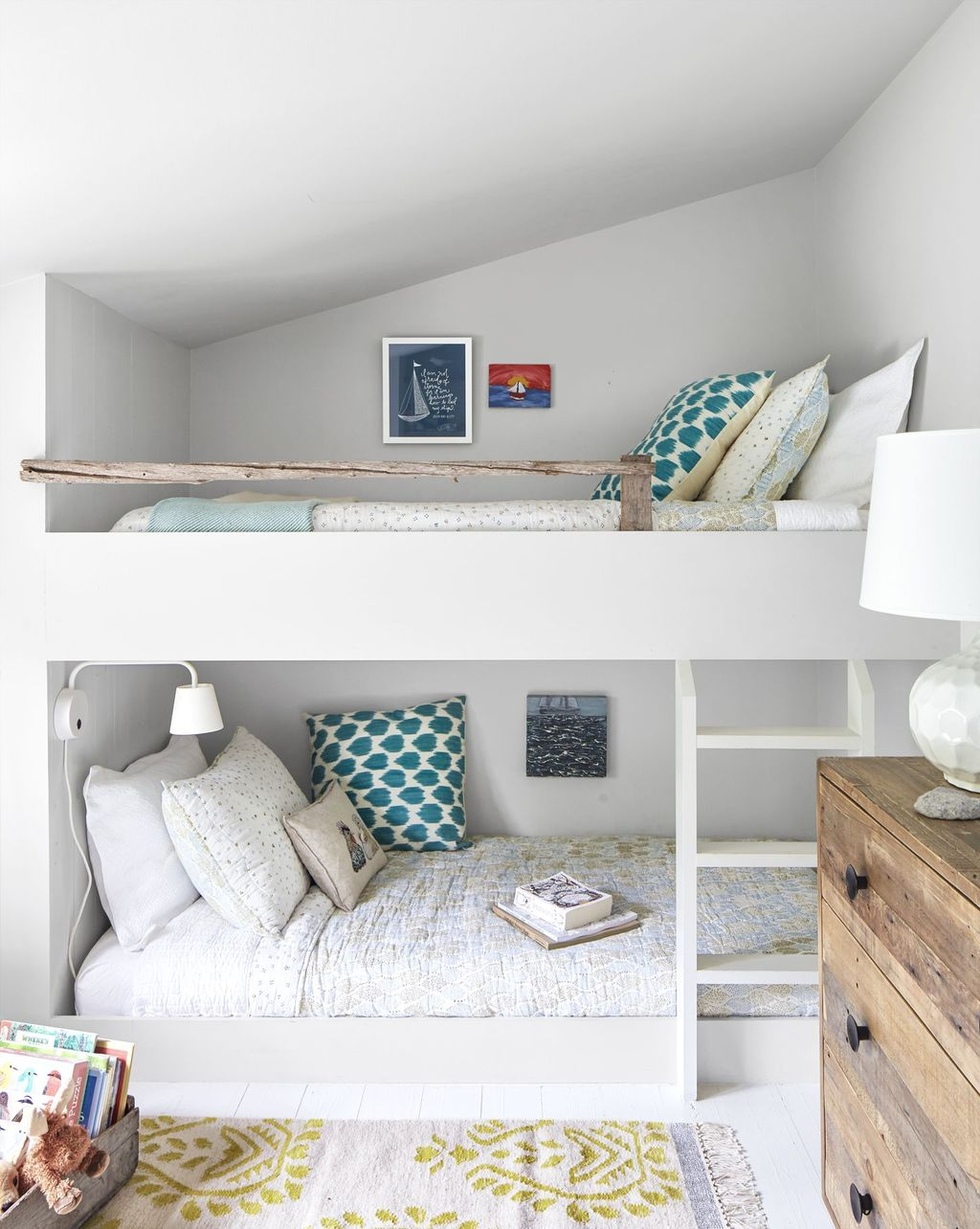 Fascinating Bunk Beds Design Ideas For Small Room 23