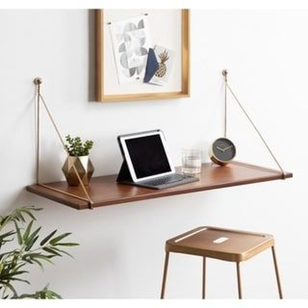 Inspiring Creative Desk Ideas You Must Try 33