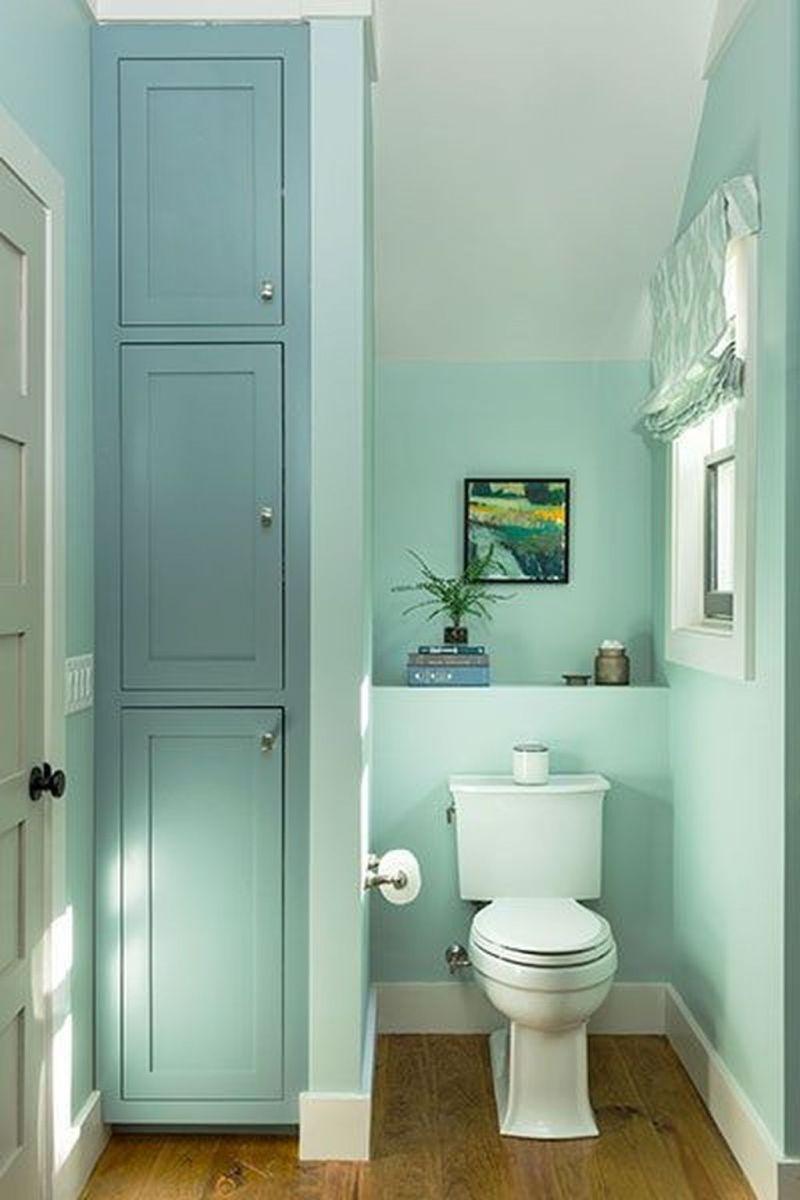 Stunning Bathroom Storage Design Ideas 08