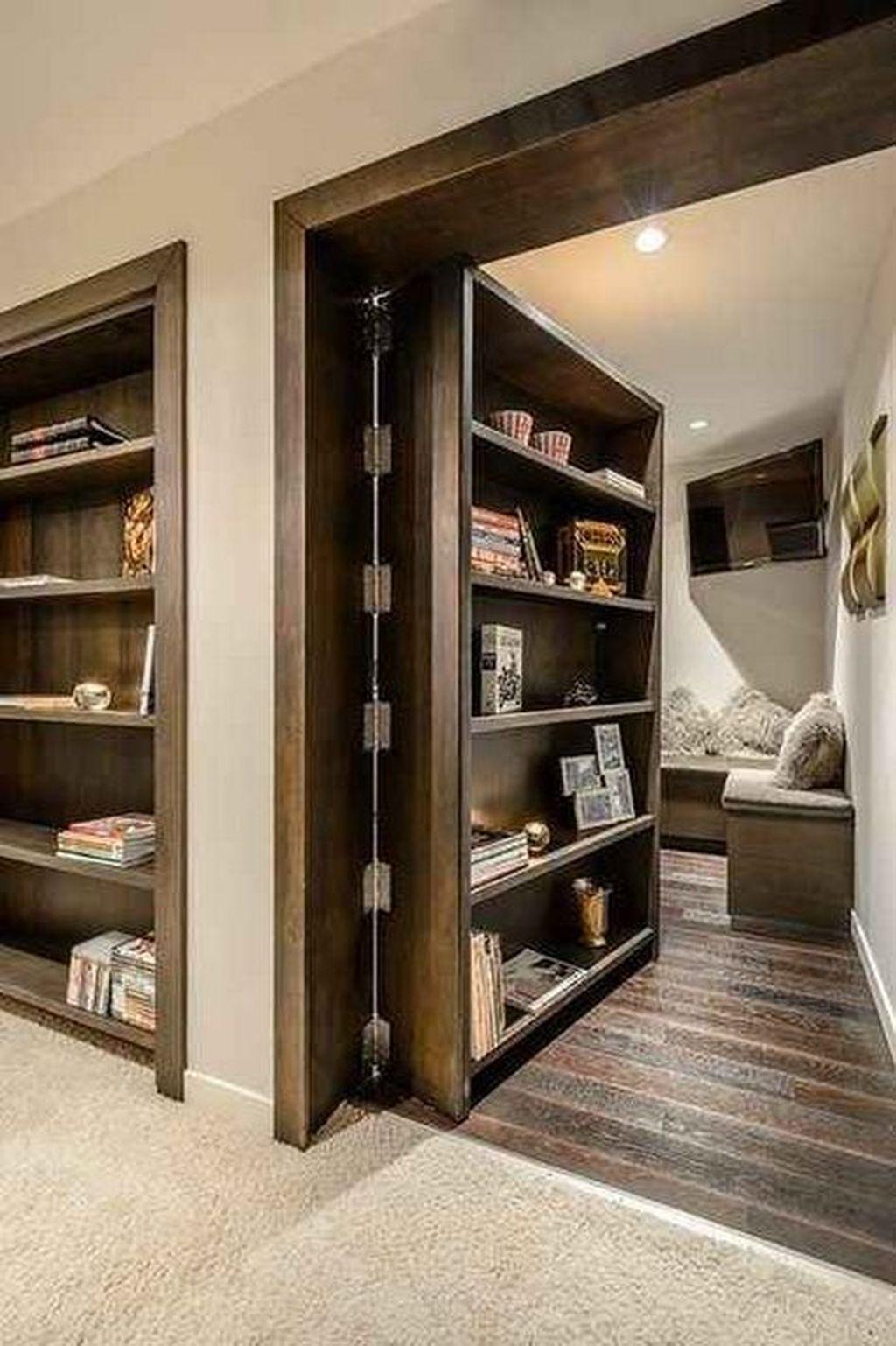 Stunning Hidden Room Design Ideas You Will Love 22
