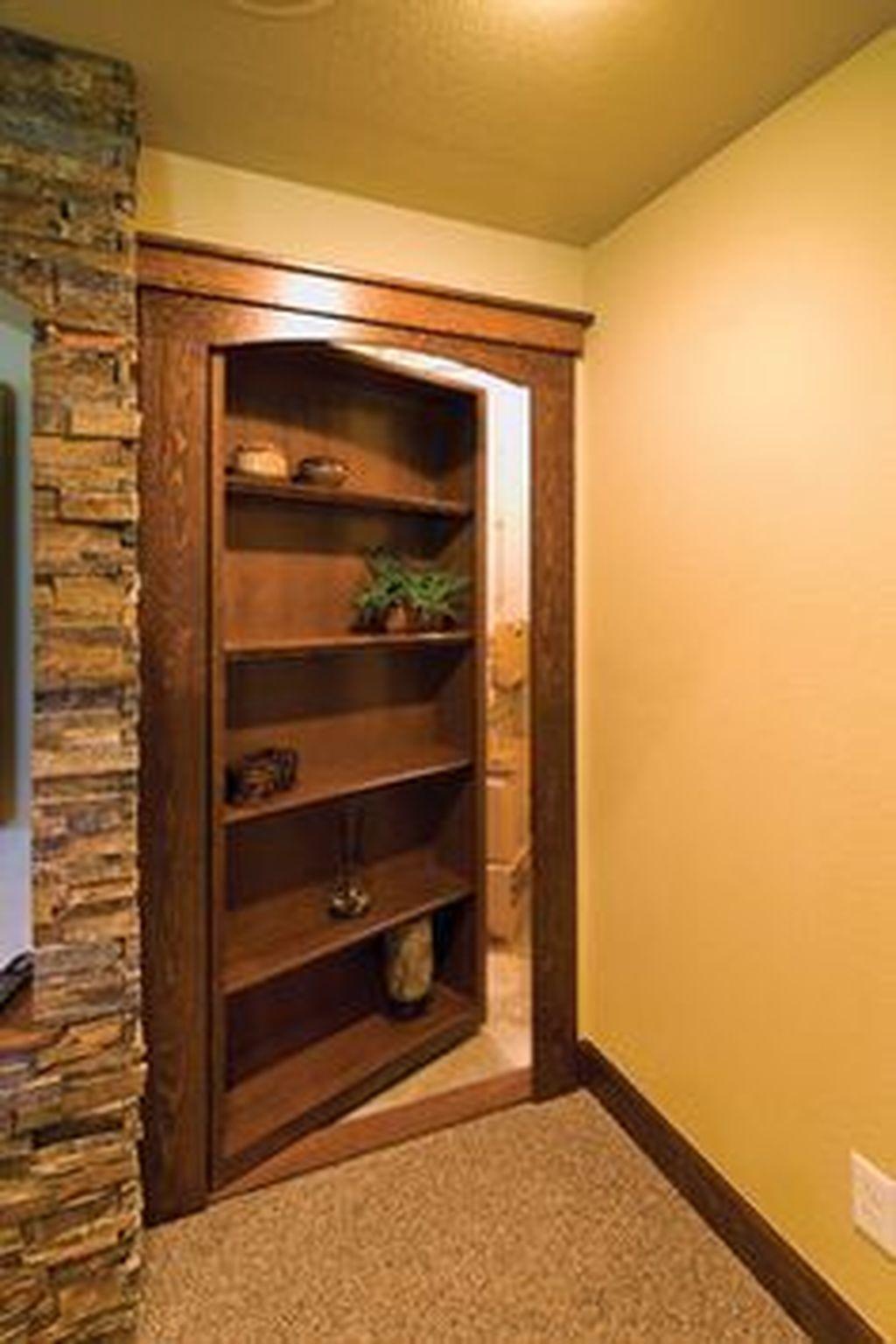 Stunning Hidden Room Design Ideas You Will Love 32