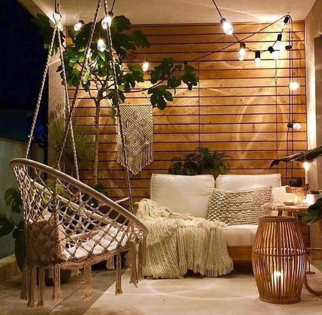 Stunning Rustic Patio Decorating Ideas 20