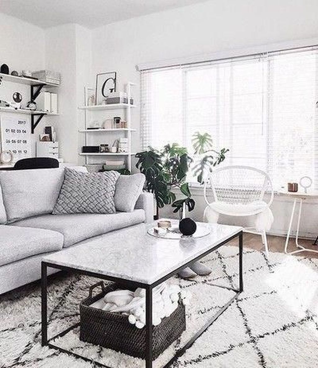 The Best Minimalist Furniture Ideas For Apartment 14