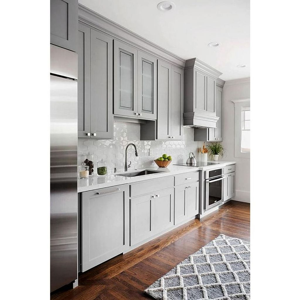 32 The Best Small Kitchen Design Ideas   HOMYHOMEE