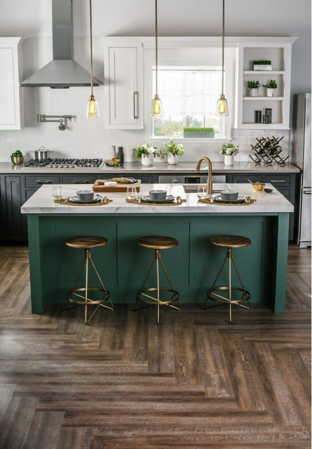 The Best Small Kitchen Design Ideas 16