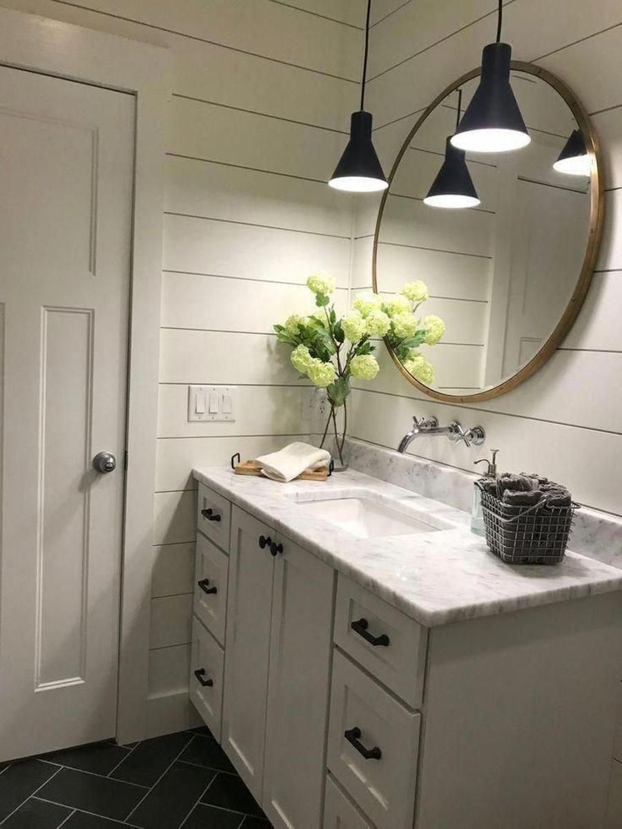 Admirable Rustic Modern Bathroom Design And Decor Ideas 13
