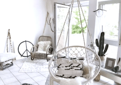 Affordable Indoor Swing Chair Design Ideas 33