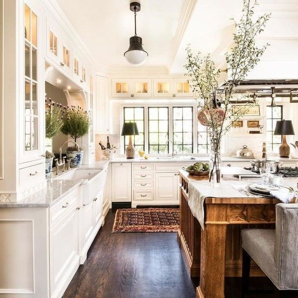 Awesome Rustic Kitchen Design Ideas 29