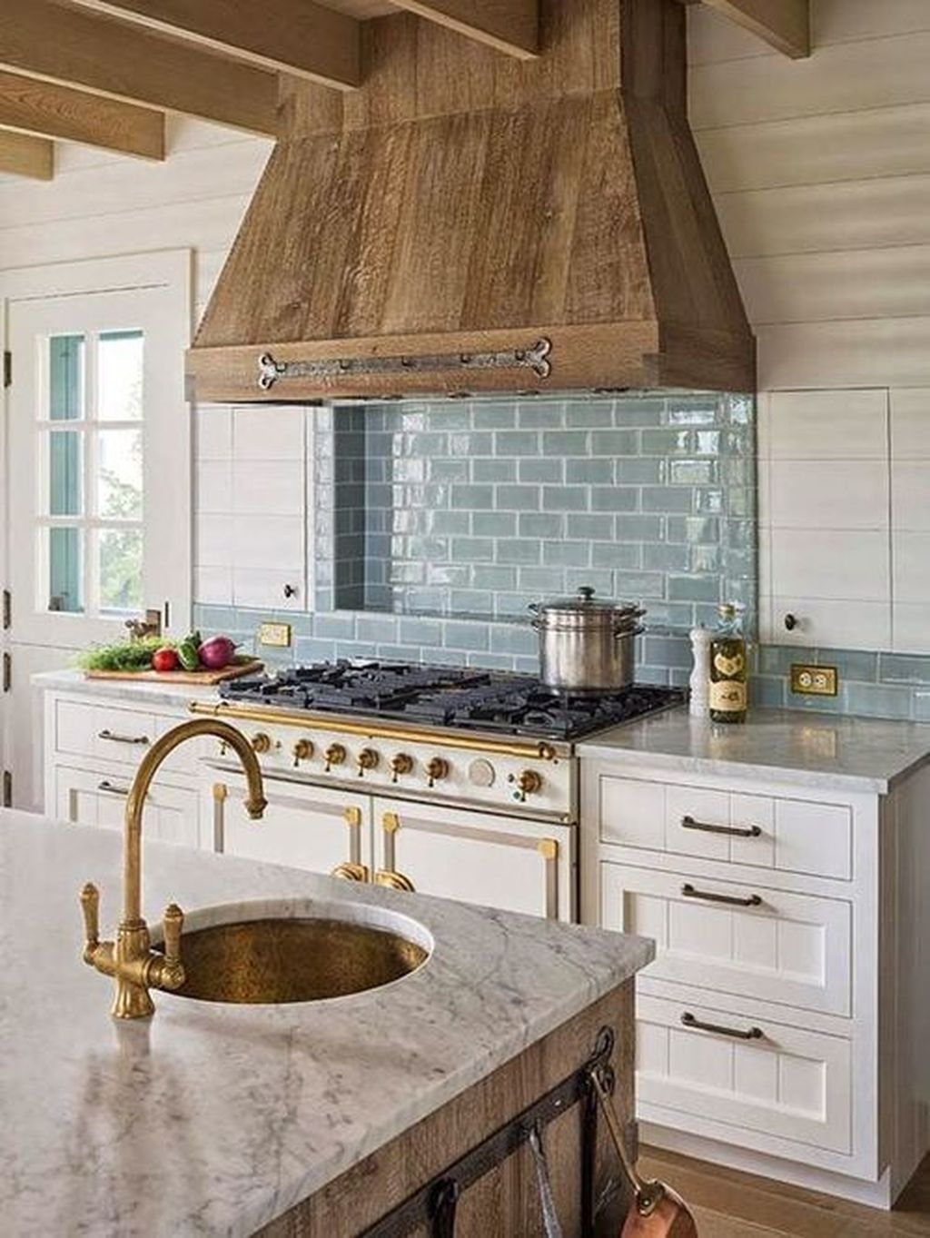 Awesome Rustic Kitchen Design Ideas 40
