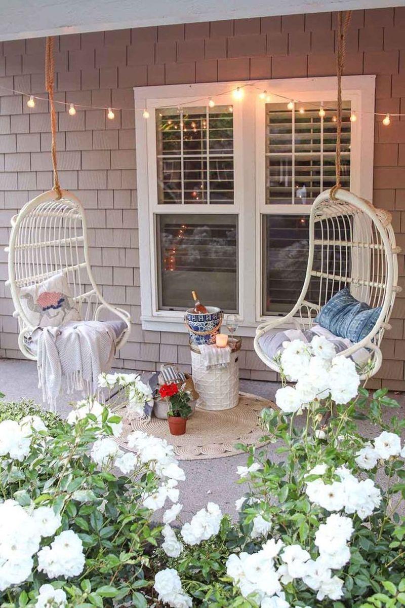 Beautiful Outdoor Summer Decor Ideas 02