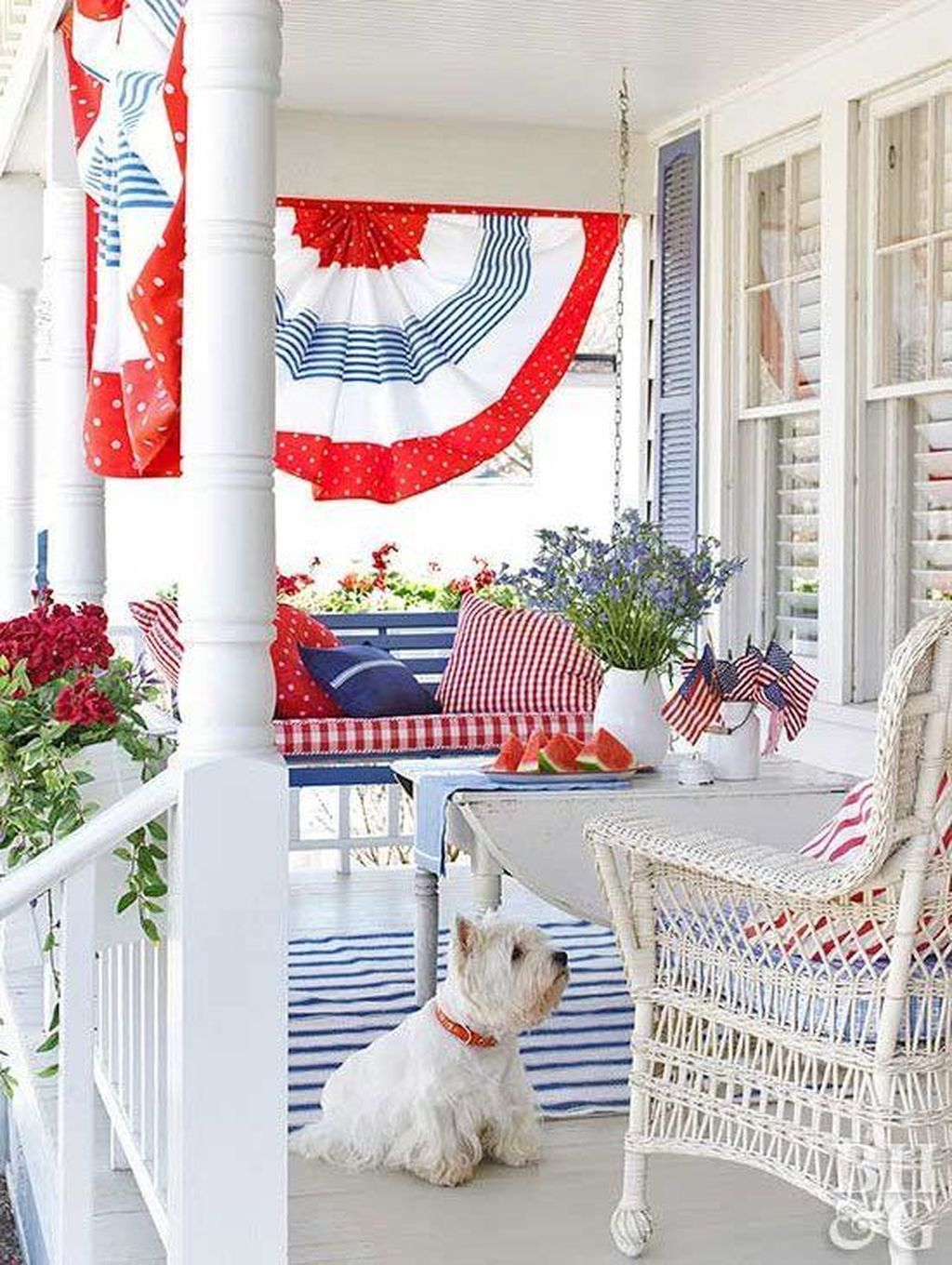 Beautiful Outdoor Summer Decor Ideas 04
