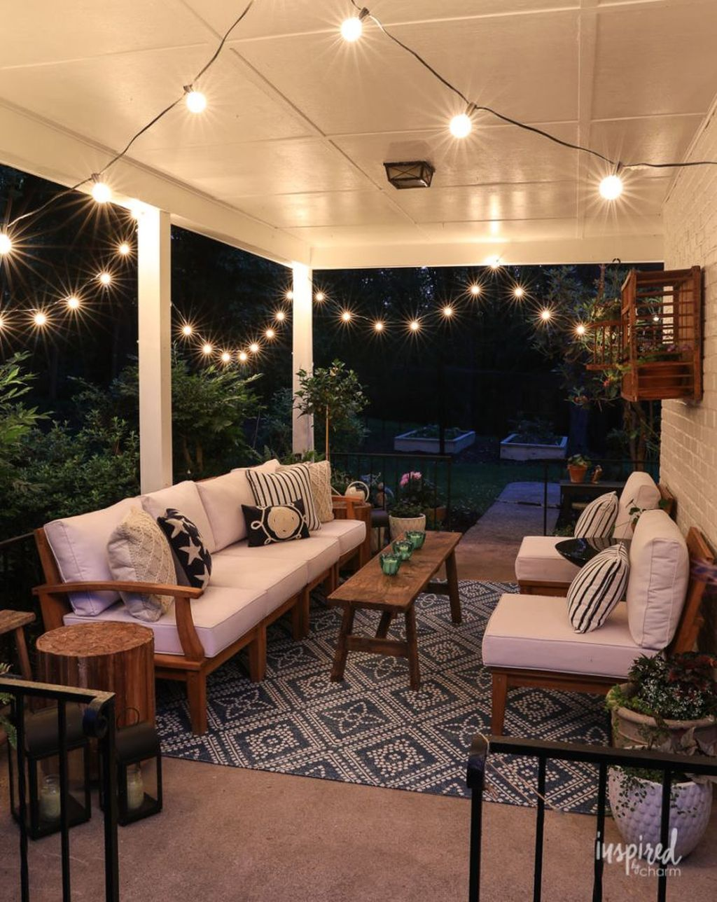 Beautiful Outdoor Summer Decor Ideas 11
