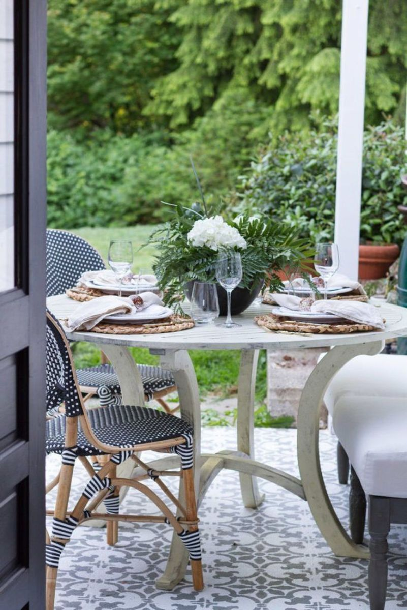 Beautiful Outdoor Summer Decor Ideas 15