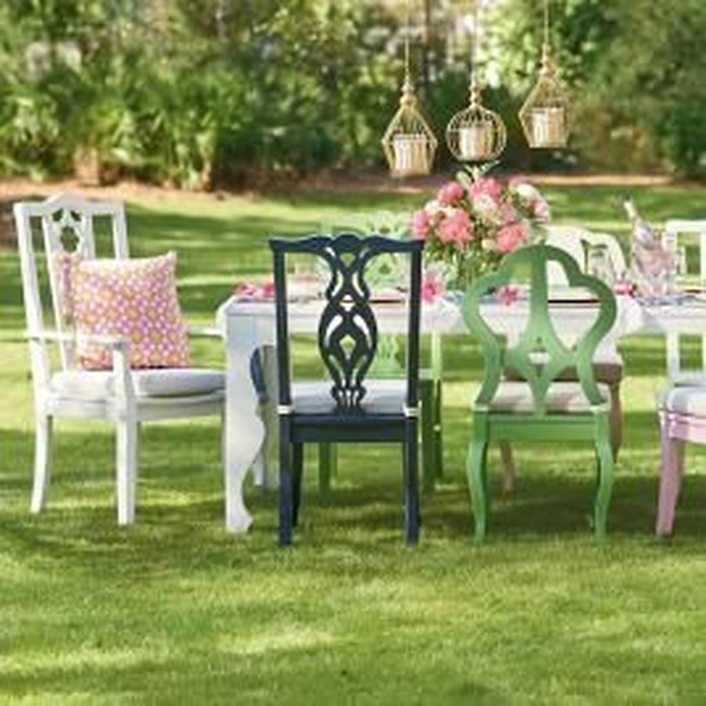 Beautiful Outdoor Summer Decor Ideas 19