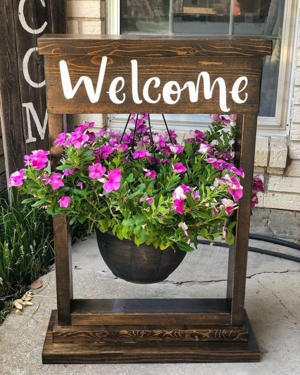 Beautiful Outdoor Summer Decor Ideas 35