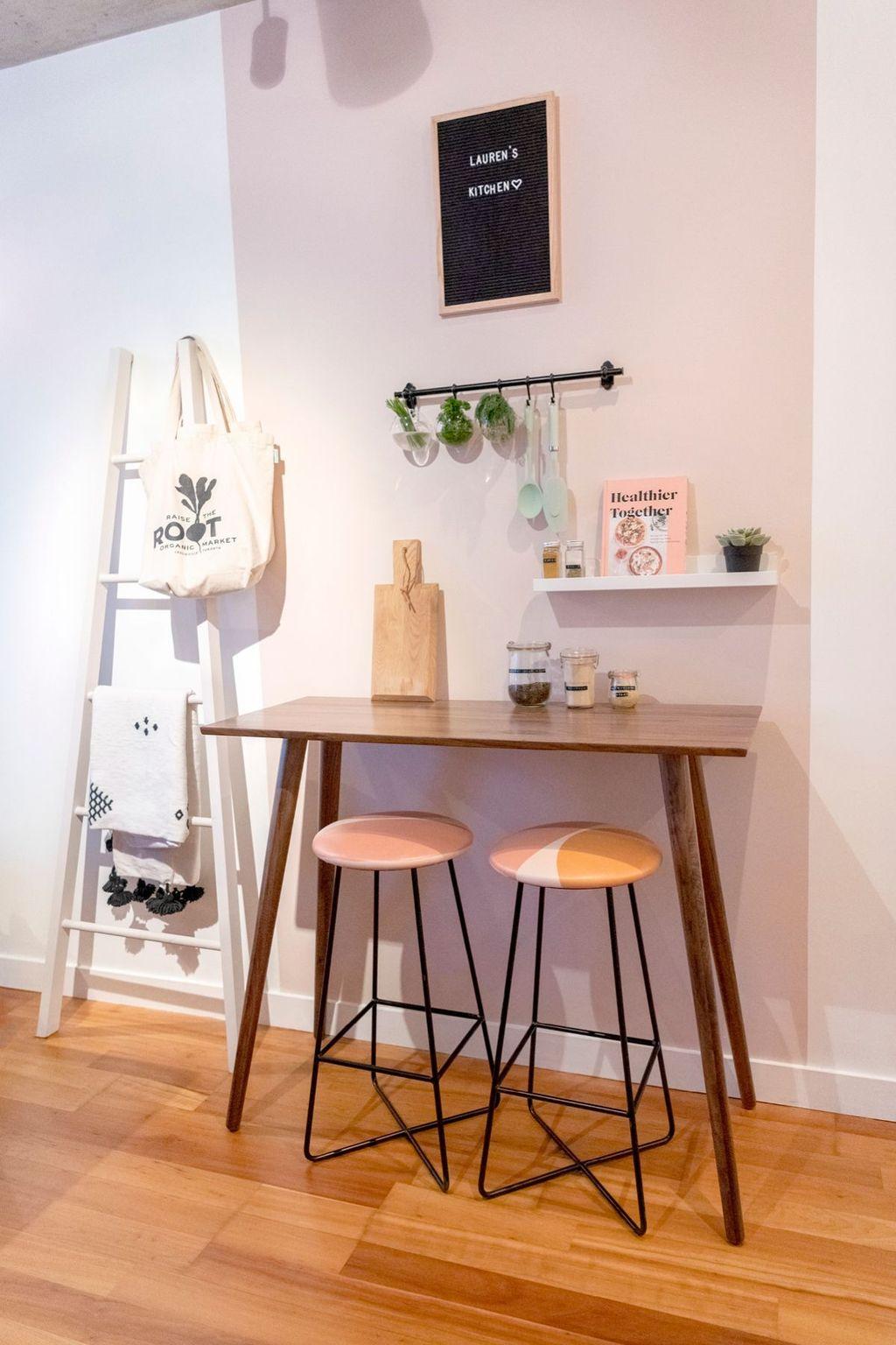 Brilliant Tiny Apartment Decorating Ideas You Should Copy 07
