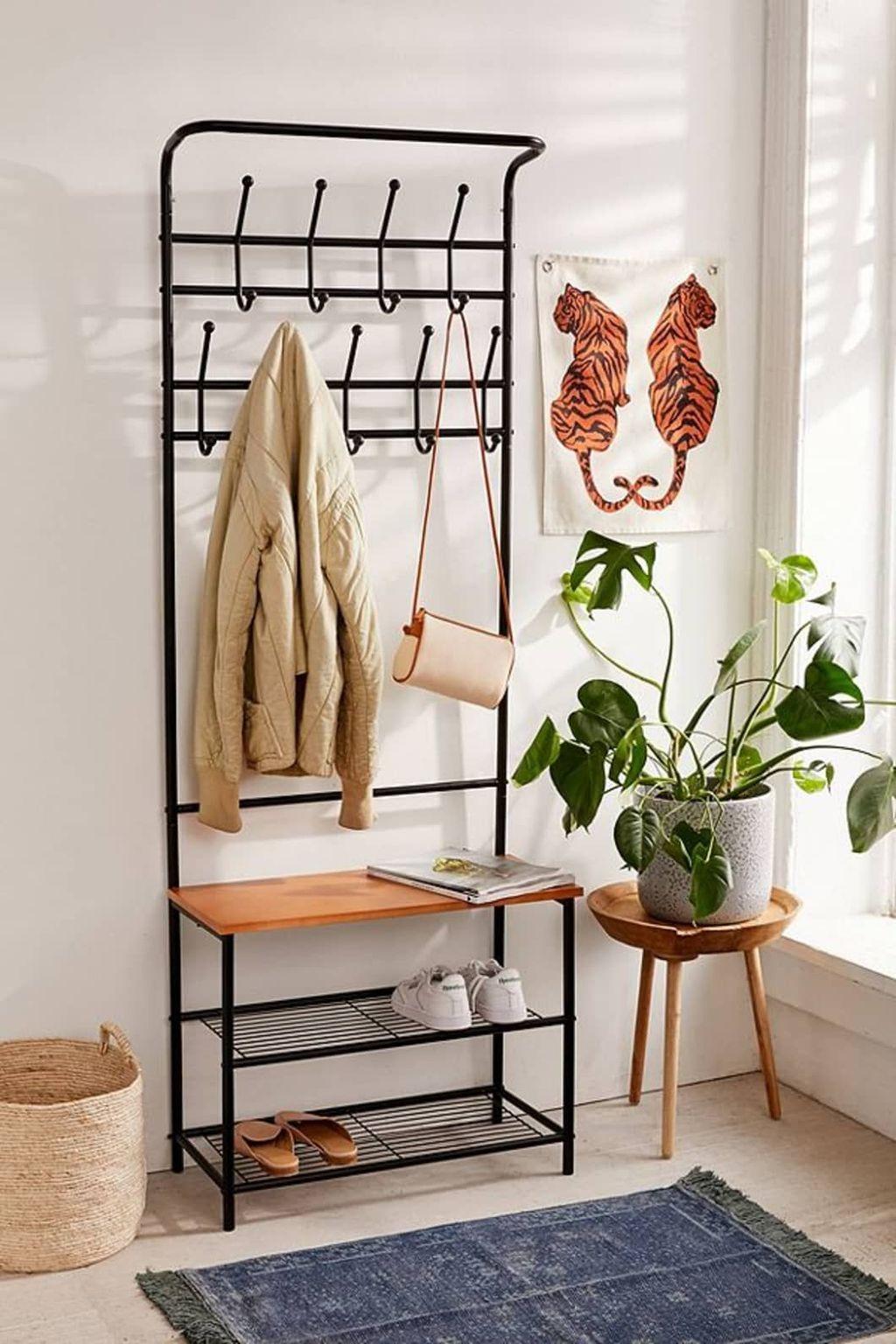 Brilliant Tiny Apartment Decorating Ideas You Should Copy 10