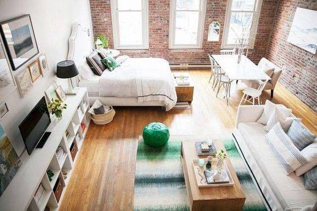 Brilliant Tiny Apartment Decorating Ideas You Should Copy 11