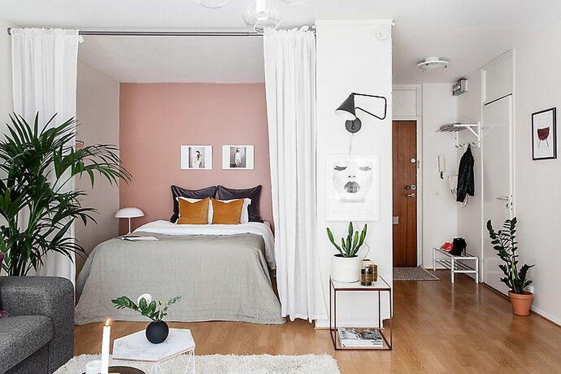 Brilliant Tiny Apartment Decorating Ideas You Should Copy 15