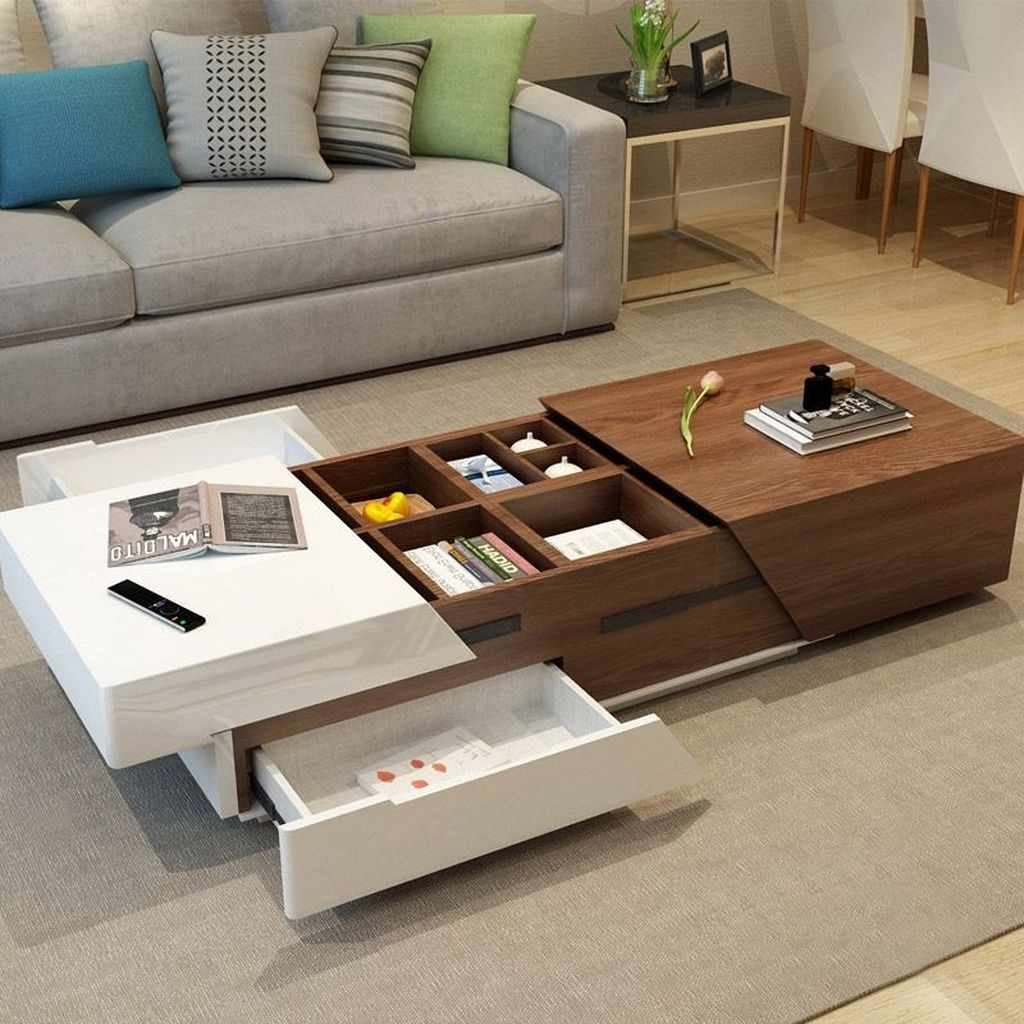 Fascinating Modern Coffee Tables Design Ideas 16