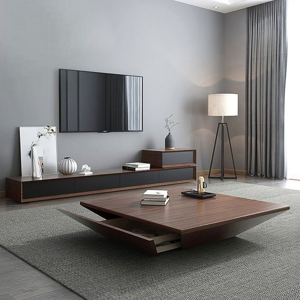 Fascinating Modern Coffee Tables Design Ideas 22