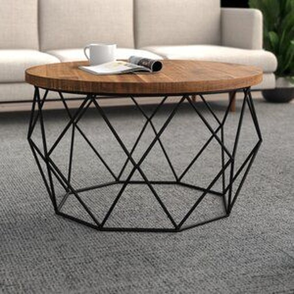 Fascinating Modern Coffee Tables Design Ideas 36