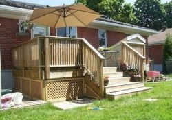 Inspiring Wooden Deck Patio Design Ideas For Your Outdoor Decor 29