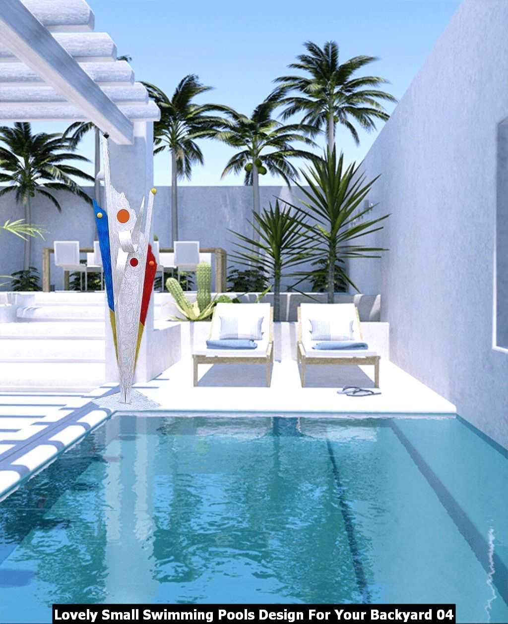 Lovely Small Swimming Pools Design For Your Backyard 04