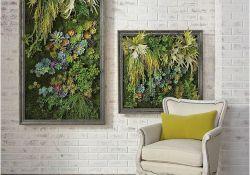Nice Vertical Garden Wall Decor Ideas Look Beautiful 34