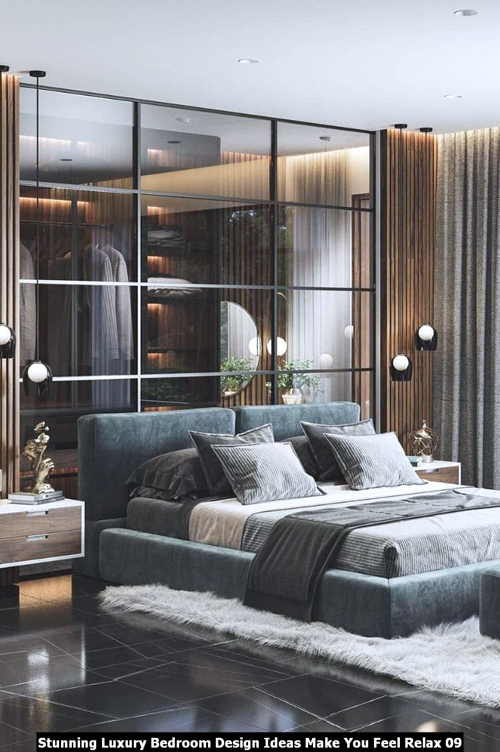 Stunning Luxury Bedroom Design Ideas Make You Feel Relax 09