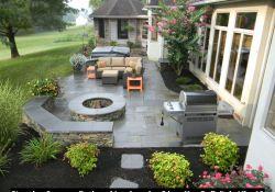 Stunning Summer Backyard Landscaping Ideas You Definitely Like 19
