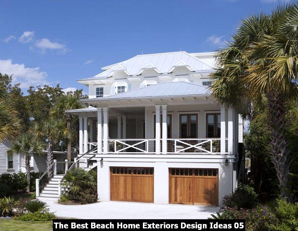 The Best Beach Home Exteriors Design Ideas 05