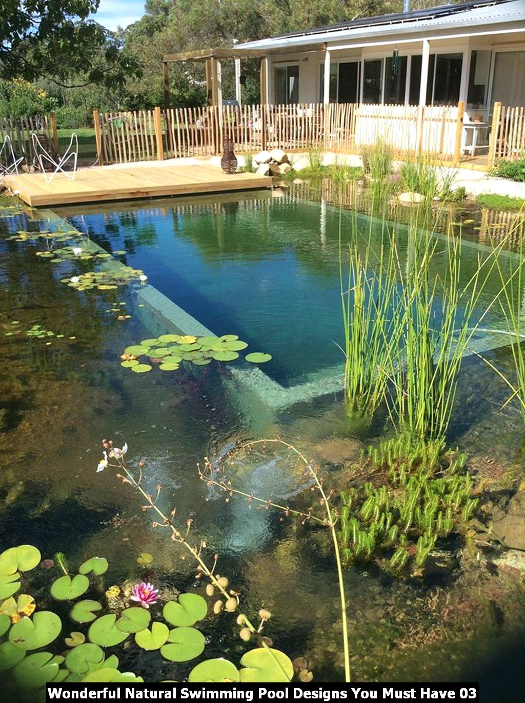 Wonderful Natural Swimming Pool Designs You Must Have 03