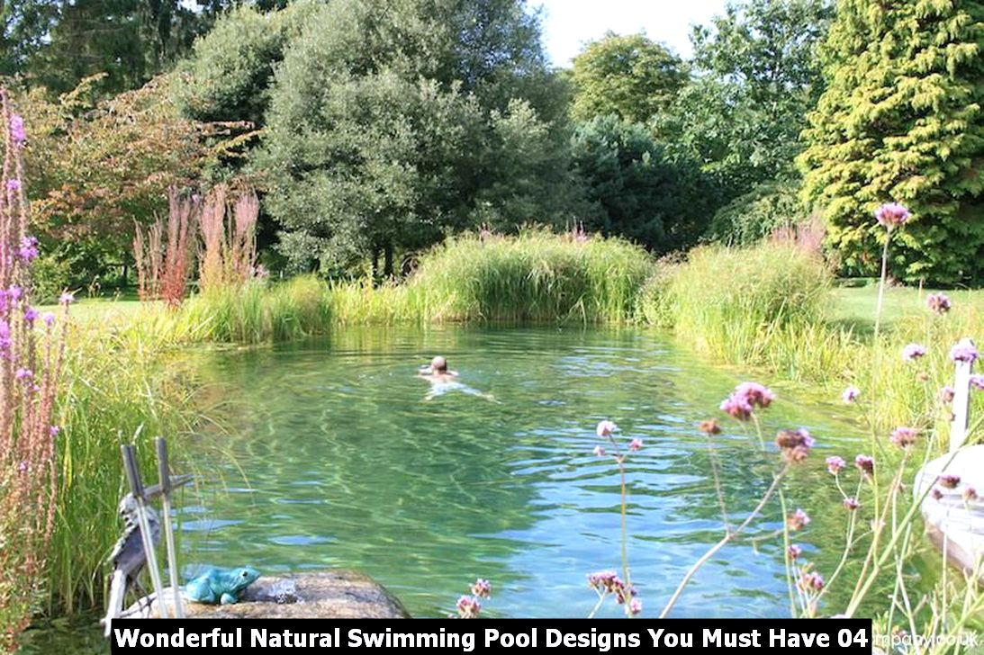Wonderful Natural Swimming Pool Designs You Must Have 04