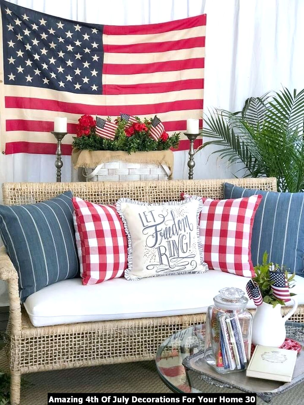 Amazing 4th Of July Decorations For Your Home 30