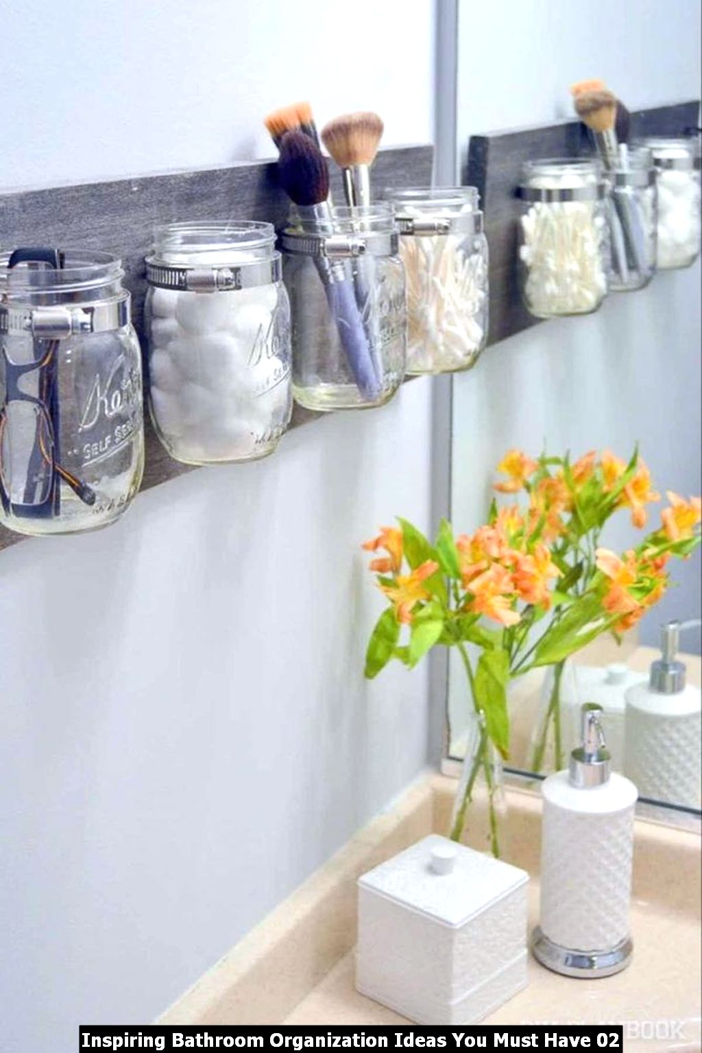 Inspiring Bathroom Organization Ideas You Must Have 02