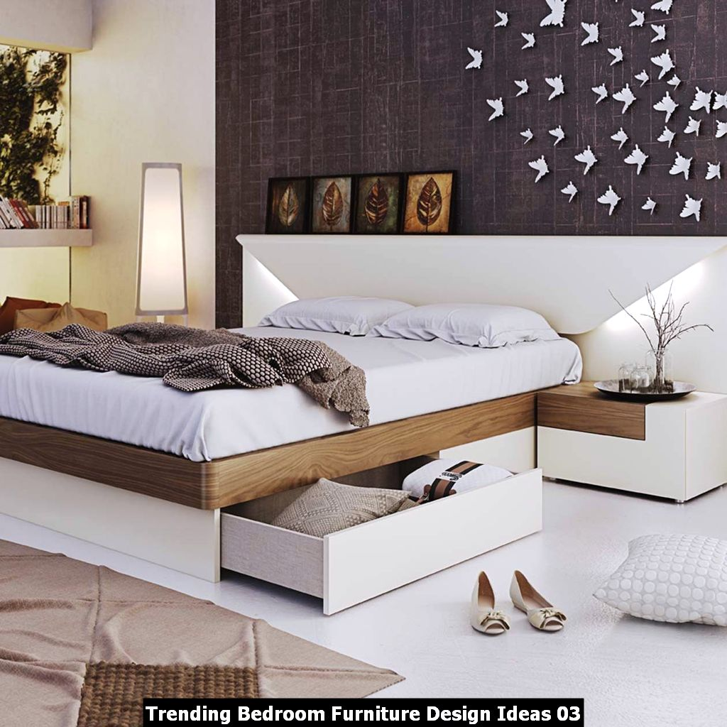 Trending Bedroom Furniture Design Ideas 03