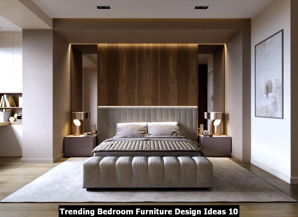 Trending Bedroom Furniture Design Ideas 10