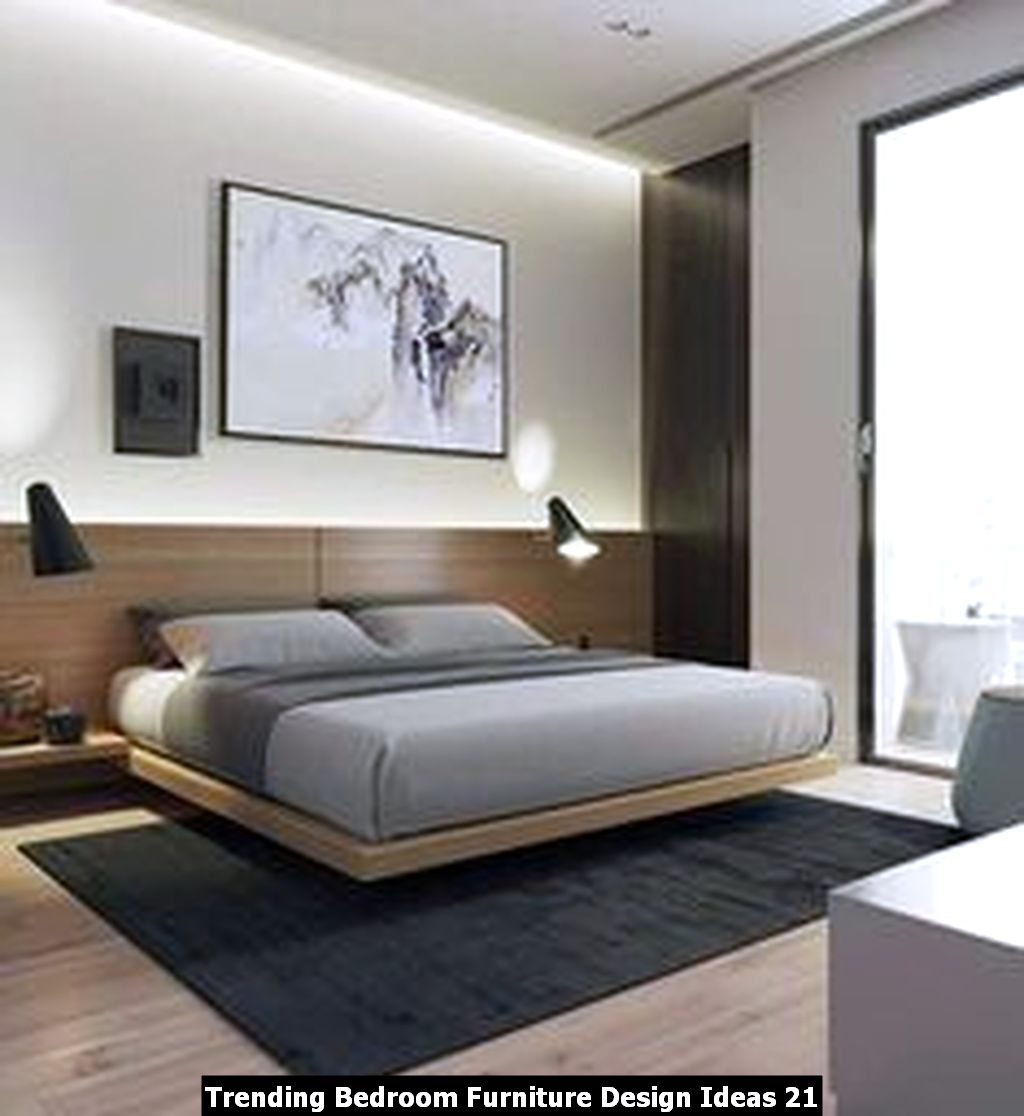 Trending Bedroom Furniture Design Ideas 21