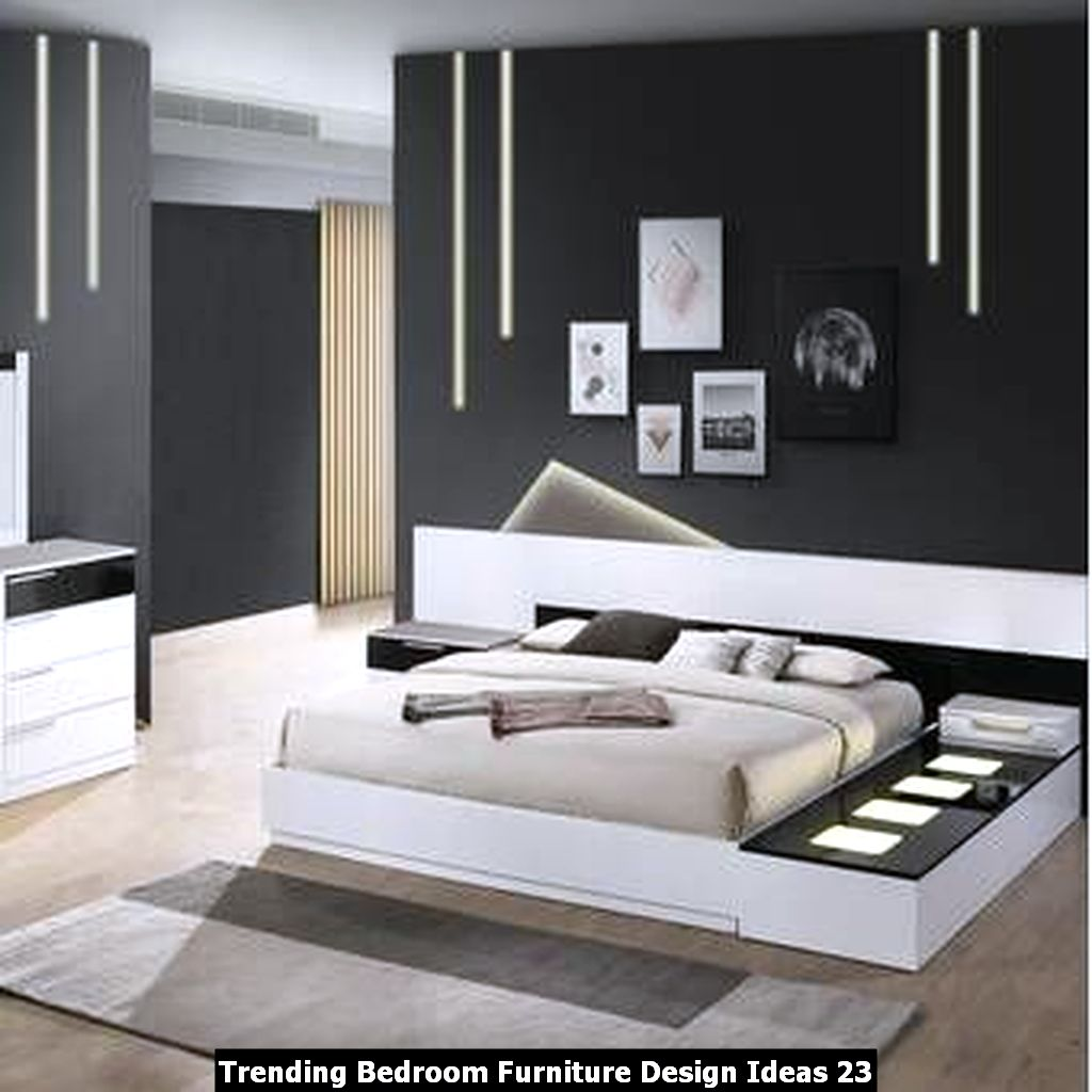 Trending Bedroom Furniture Design Ideas 23