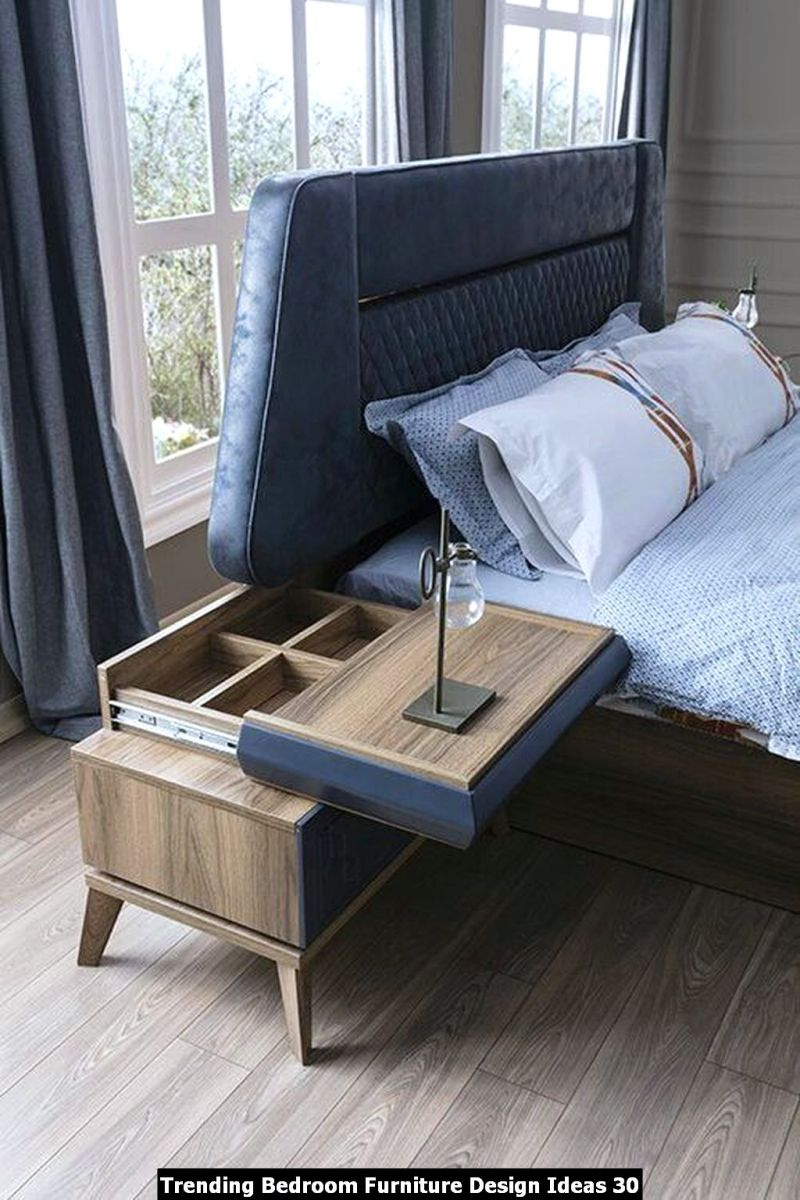 Trending Bedroom Furniture Design Ideas 30