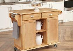 Rolling Kitchen Island Cart